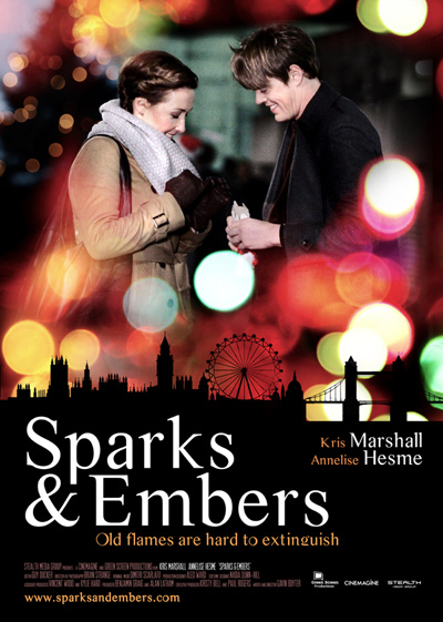 Poster for Sparks and Embers