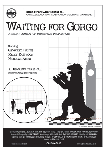 Poster for Waiting for Gorgo